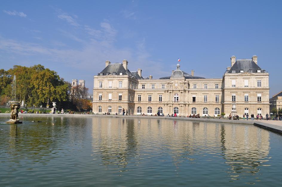 Pałac-luksemburski