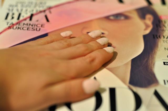 futerkowe paznokcie