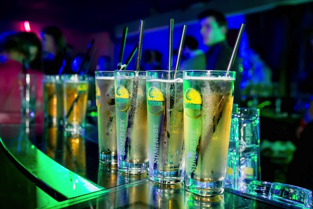 somersby drink