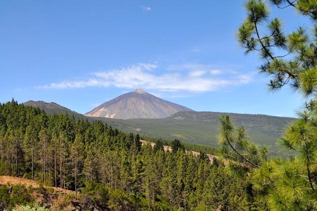 teide wulkan