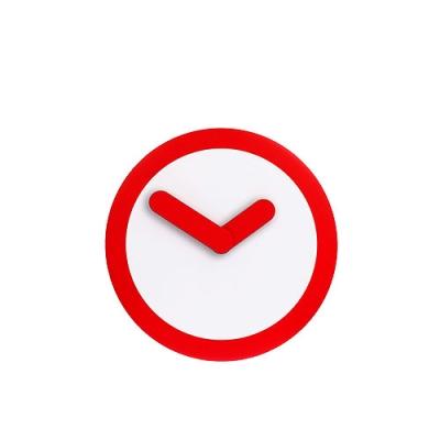 zegar-scienny-nextime-focus-216-25-czerwony-3178,32913_0