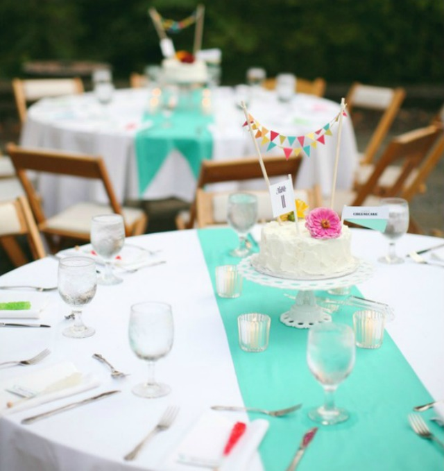 okrągłe stoły wesele