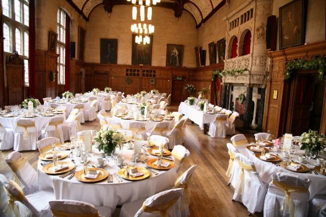 wesele okrągłe stoły