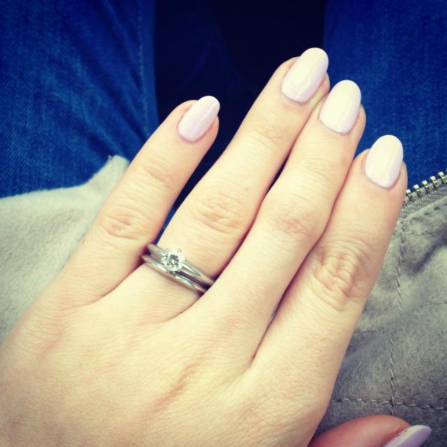 pierścionek tiffany blue