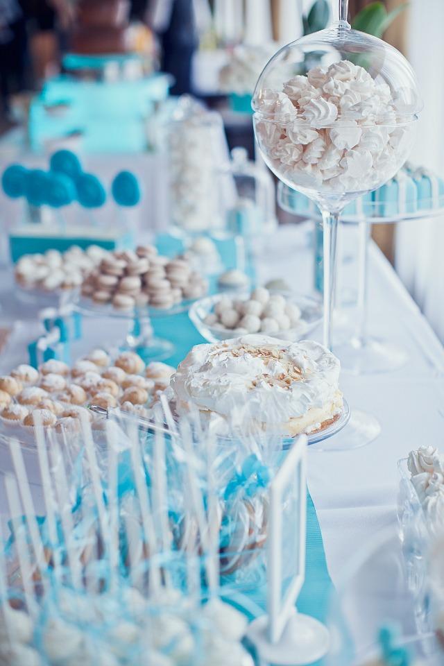 słodki kącik tiffany blue