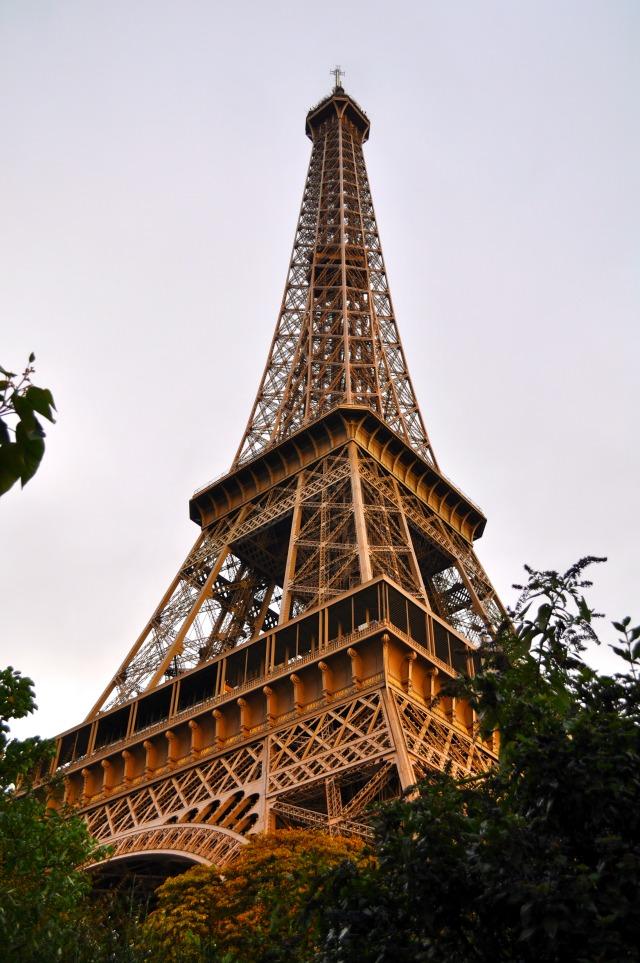 wieża eiffla fashionelka