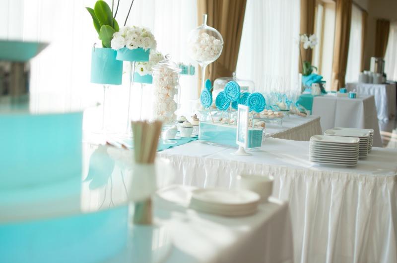 wystrój sali wesele fashionelka