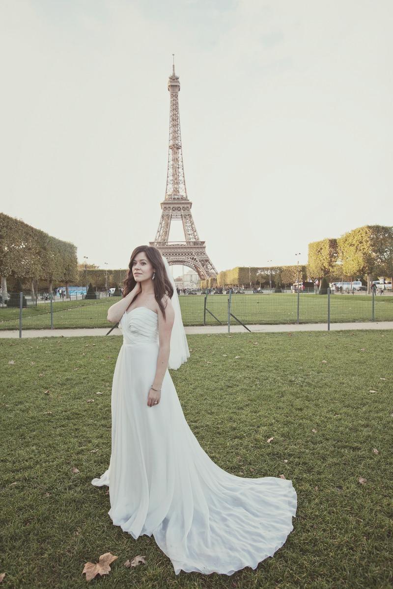 ślub paryż