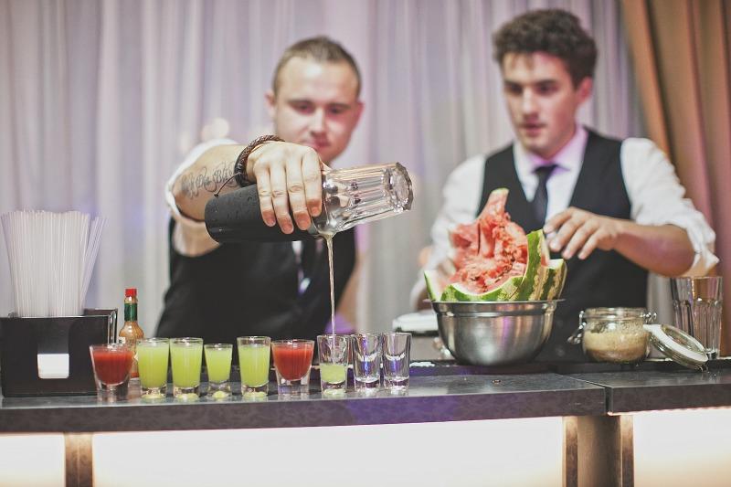 drink bar wesele cena