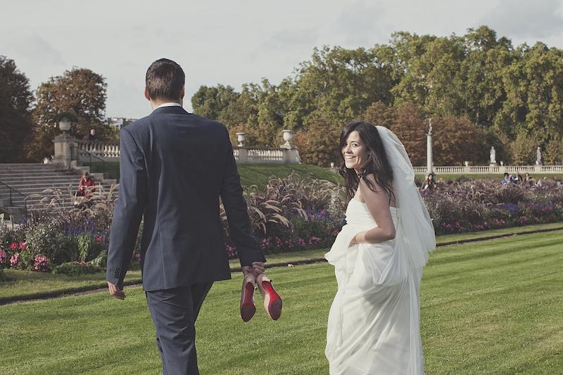 fashionela paryż plener ślubny