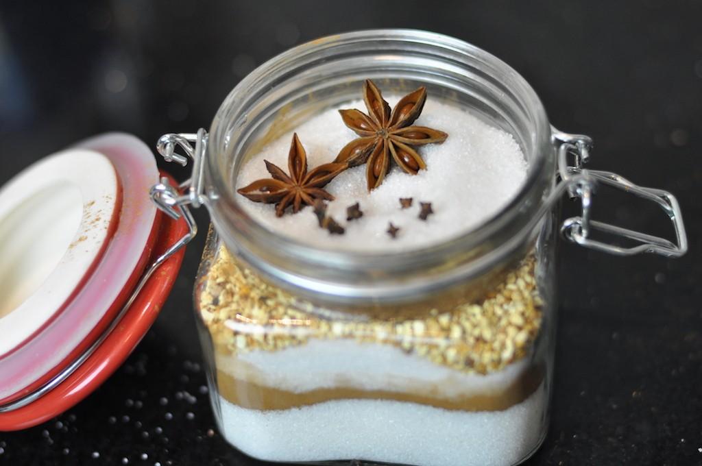 aromatyczny cukier własnej roboty