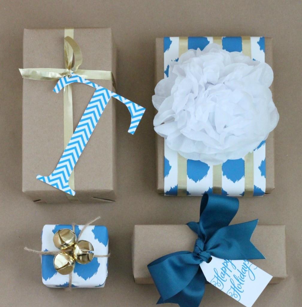 oryginalne pakowanie na prezent
