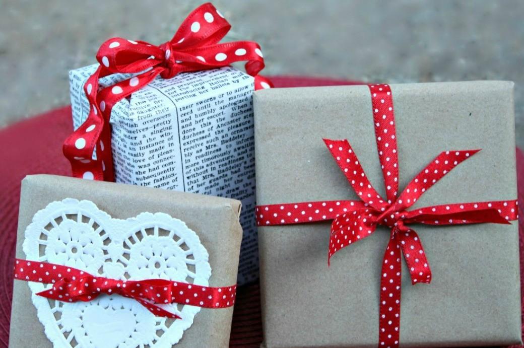 pomysły na niestandardowe pakowanie prezentów