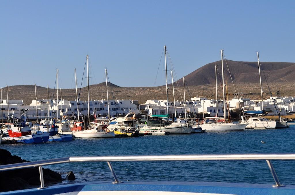 port na La graciose kutry