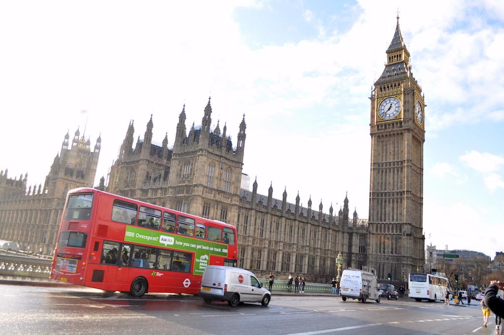 Big ben londyn zwiedzanie