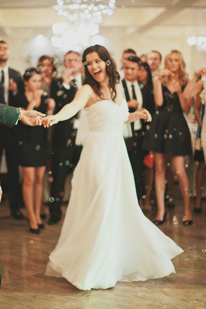 fashionelka suknia ślubna