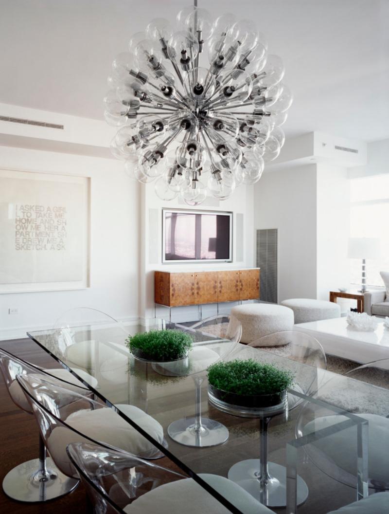 Transparentne Fotele We Wnętrzach Fashionelka Pl Blog