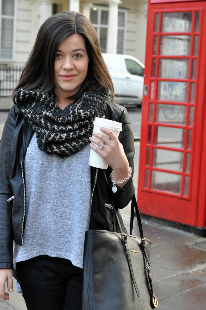 london look stylizacja