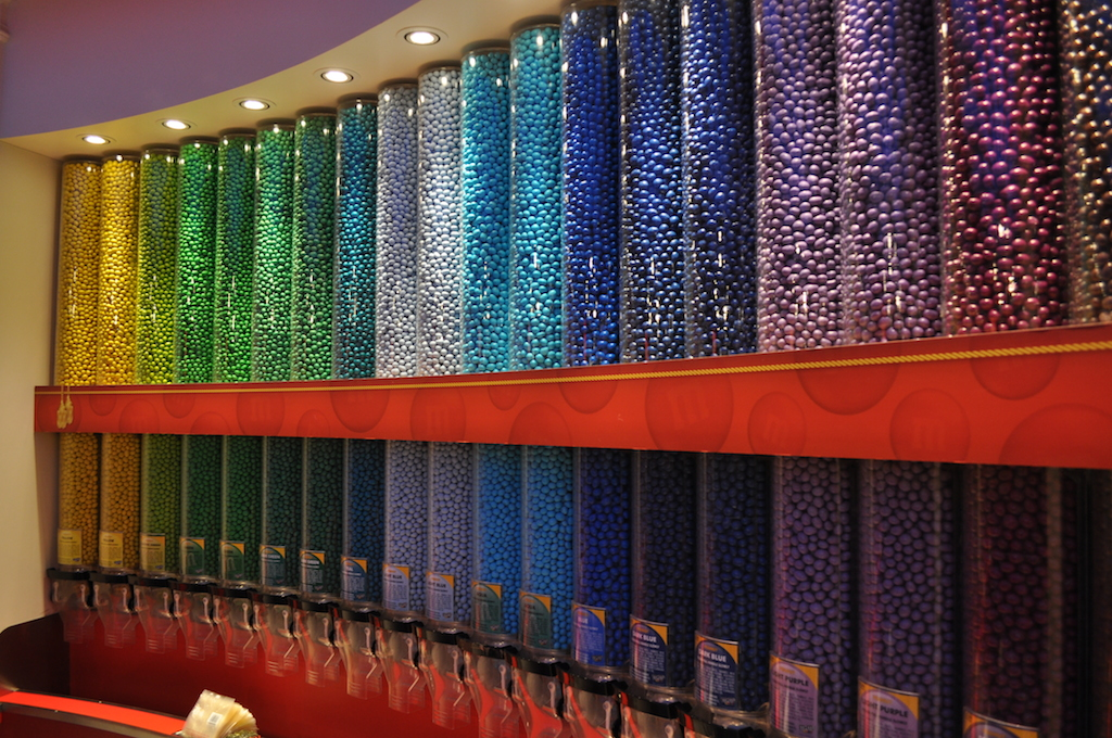 m&msy w m&ms world