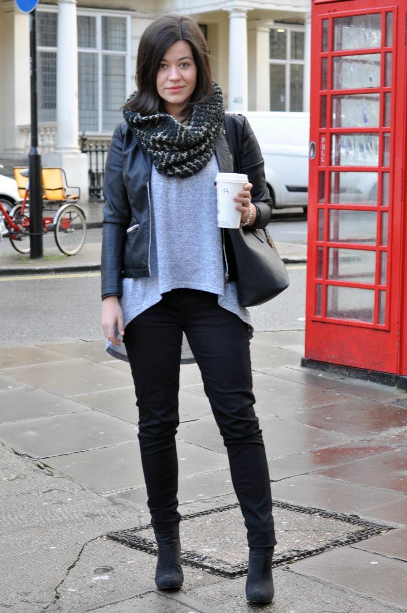 stylizacja londyński styl