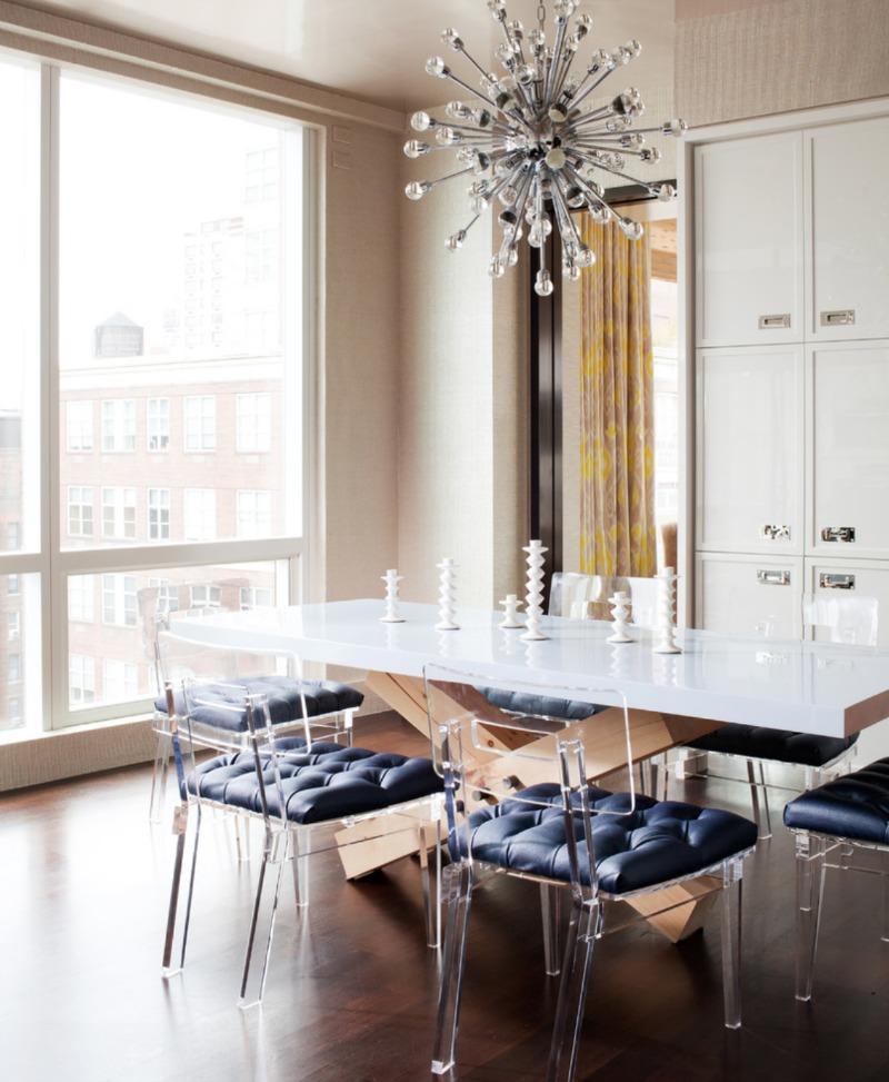 transparentne fotele  wnetrzach fashionelkapl blog