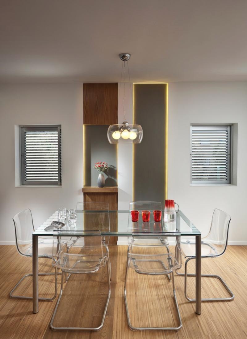 Transparentne Fotele We Wntrzach Fashionelkapl