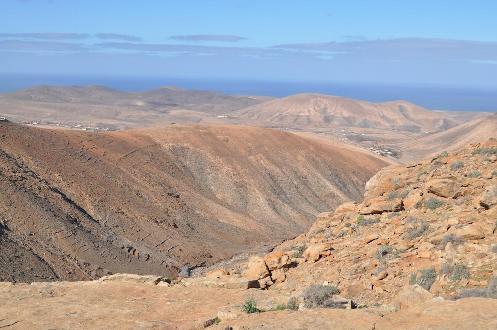 fuerteventura panorama wyspy