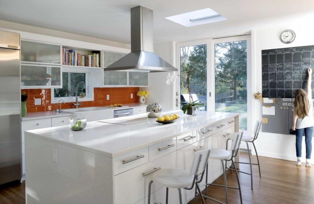 kuchnia i tablice magnetyczne