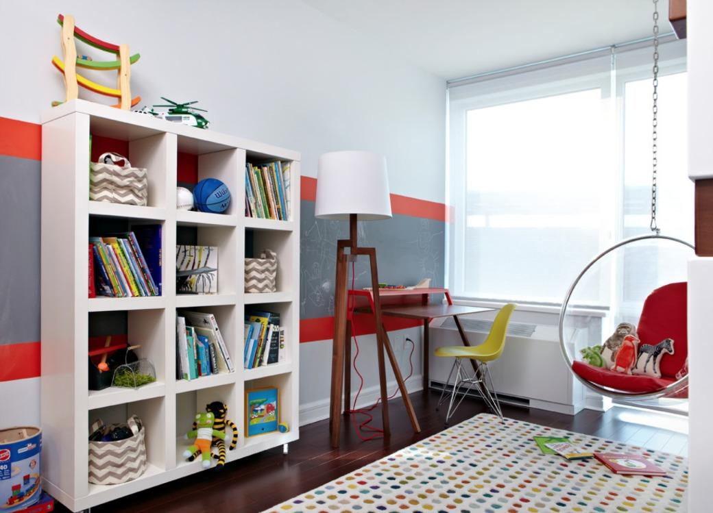 pokój dziecka bubble chair