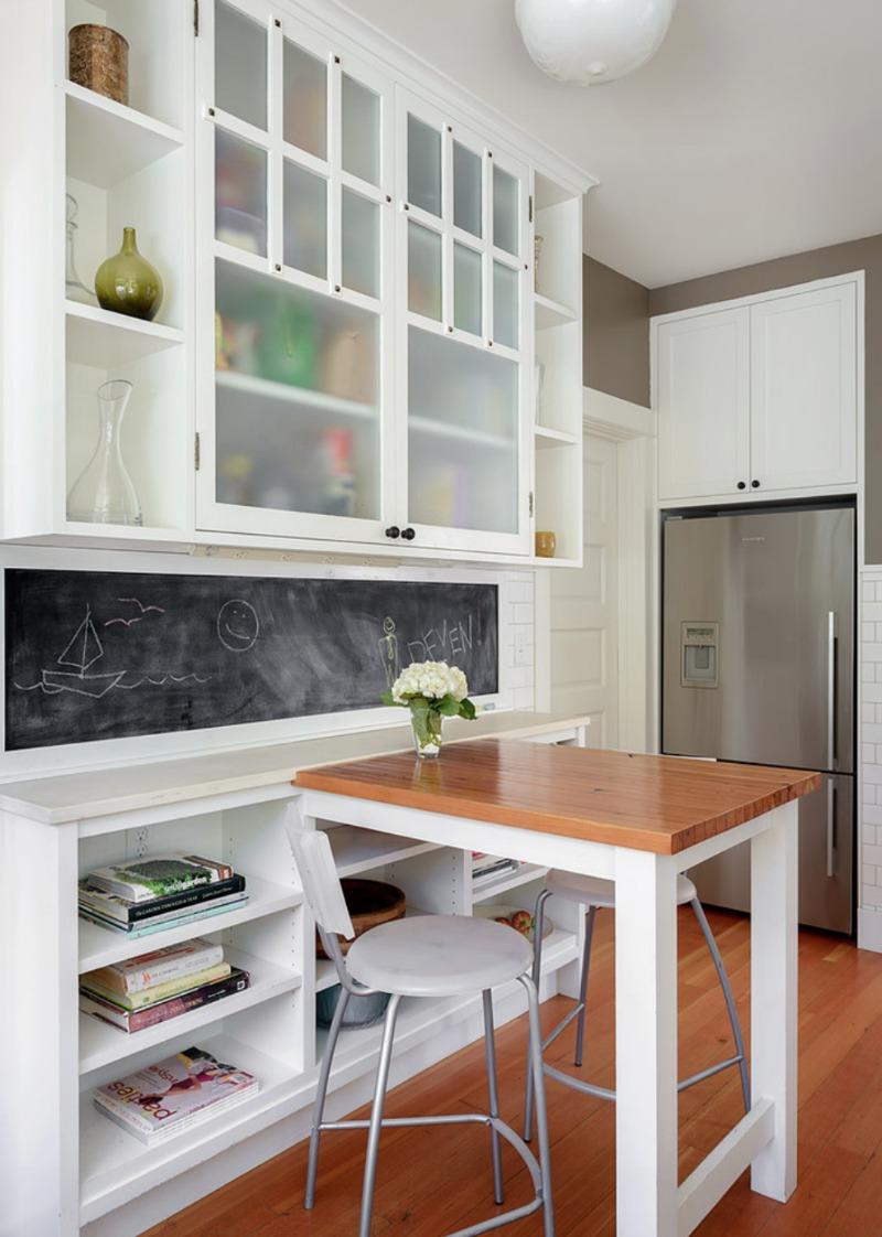 tablica magnetyczna w kuchni