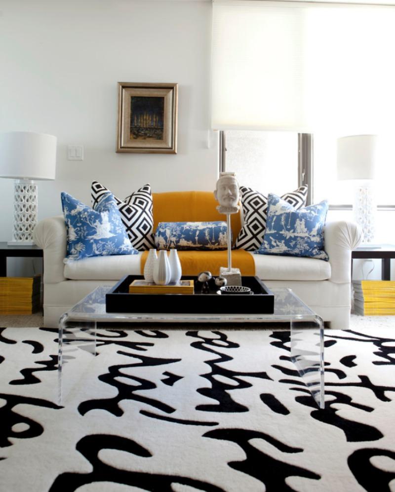 poduszki wzory