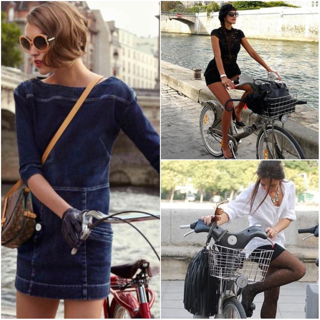 Paryskie Cycle Chic