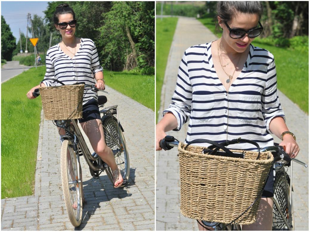 stylizacja rowerowa
