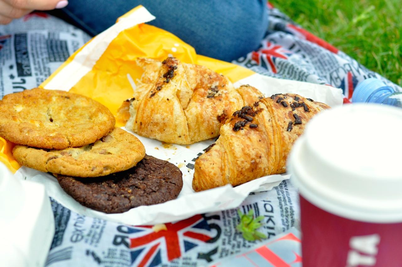 ciastka piknik
