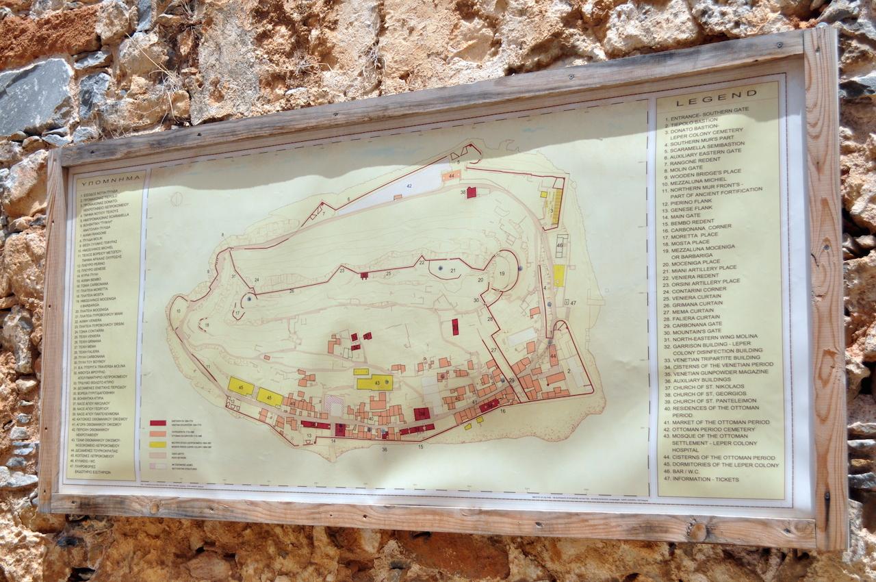 Mapa Spinalongi