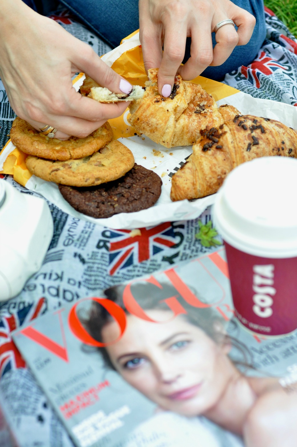 piknik hyde park londyn