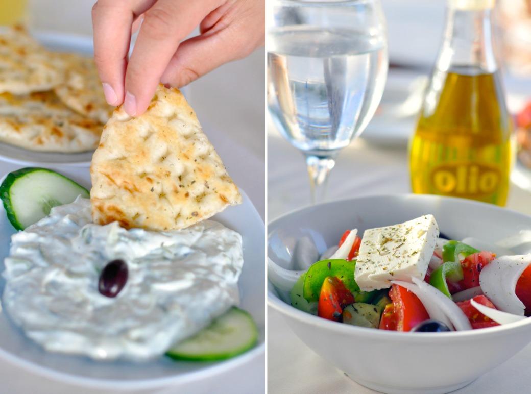 przystawka grecka kuchnia