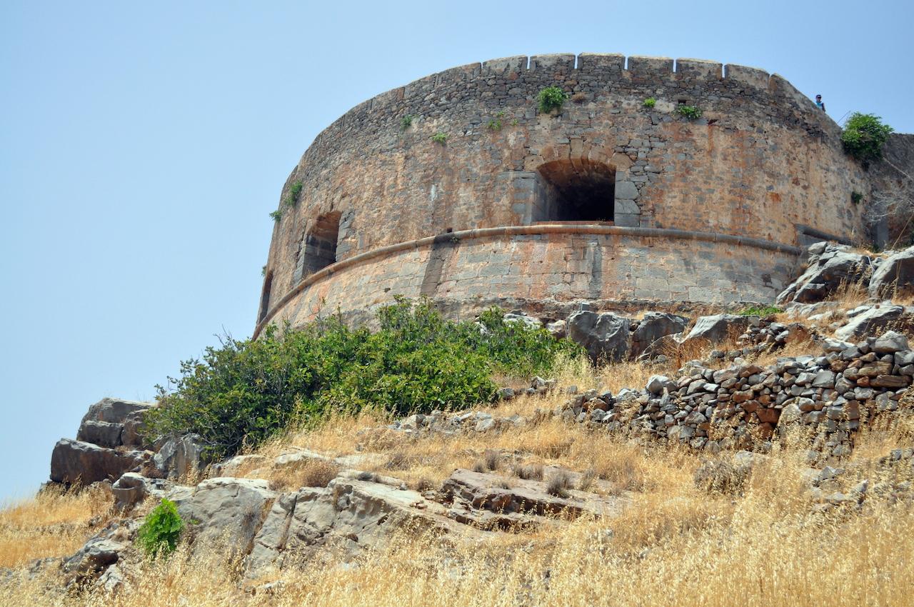 Forteca zbudowana przez Wenecjan