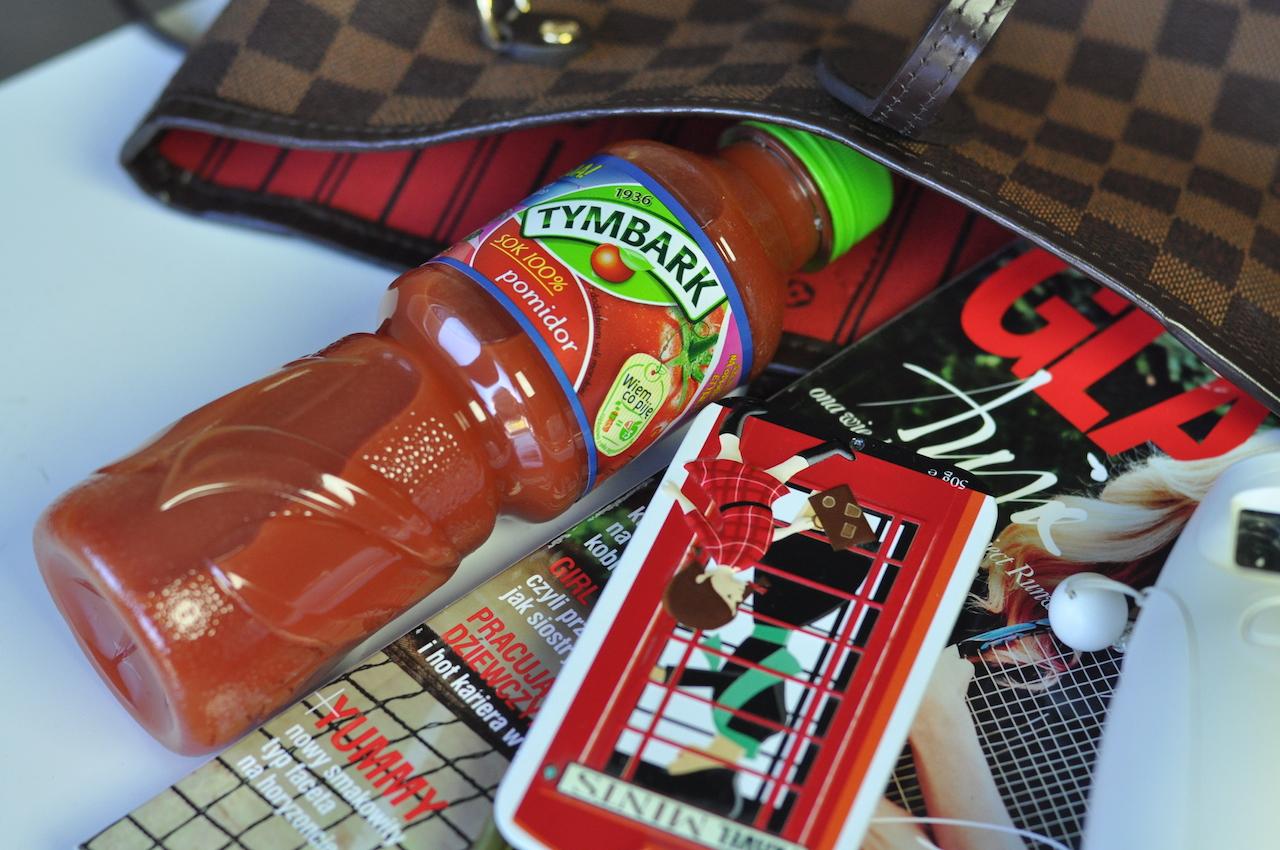 Tymbark pomidorowy sok