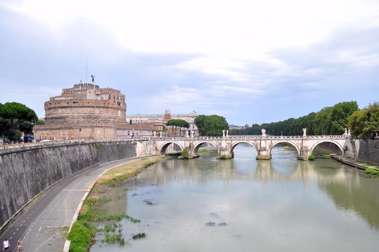 zamek św michała rzym