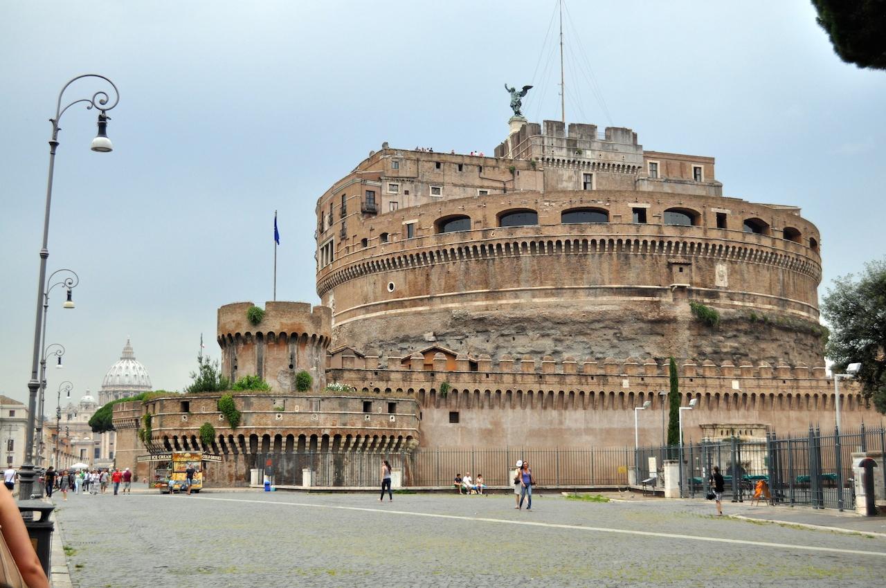 zamek św michała