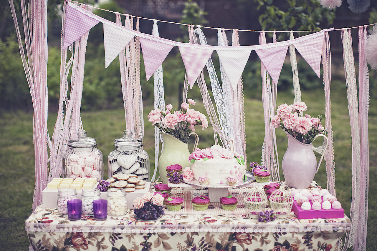 Znalezione obrazy dla zapytania 2 lata urodziny wystrój słodki stół