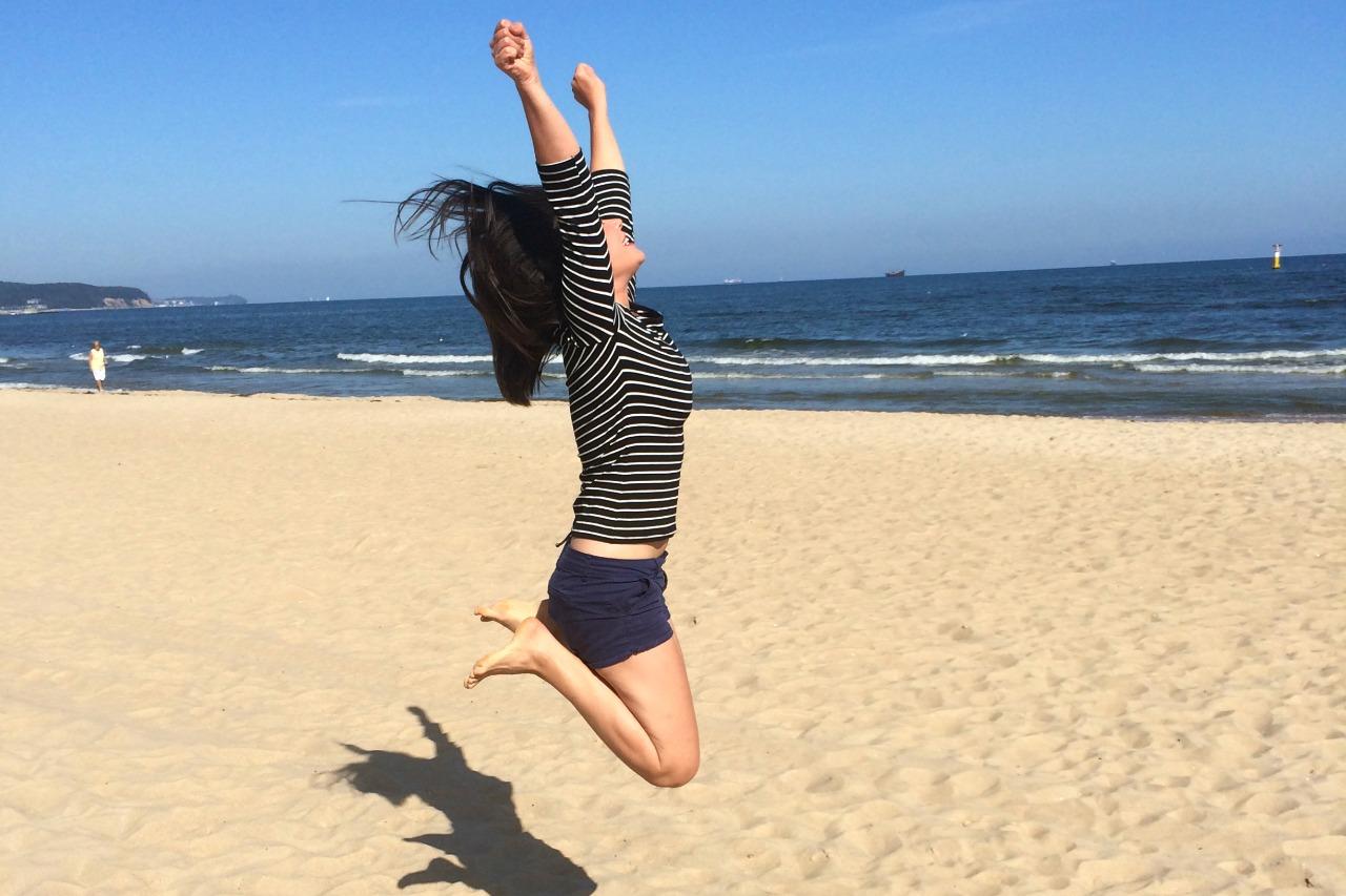 fashionelka plaża