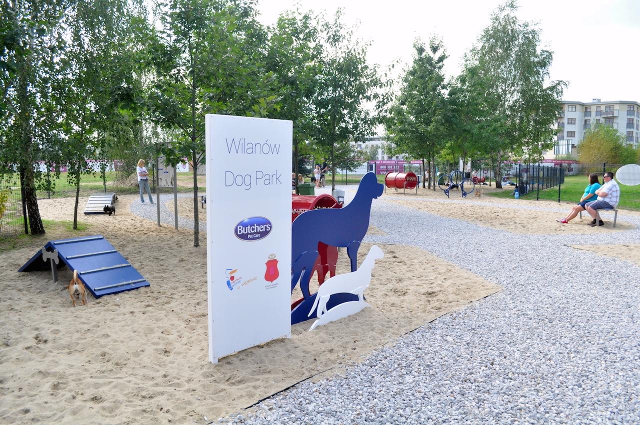 wilanów dog park butchers