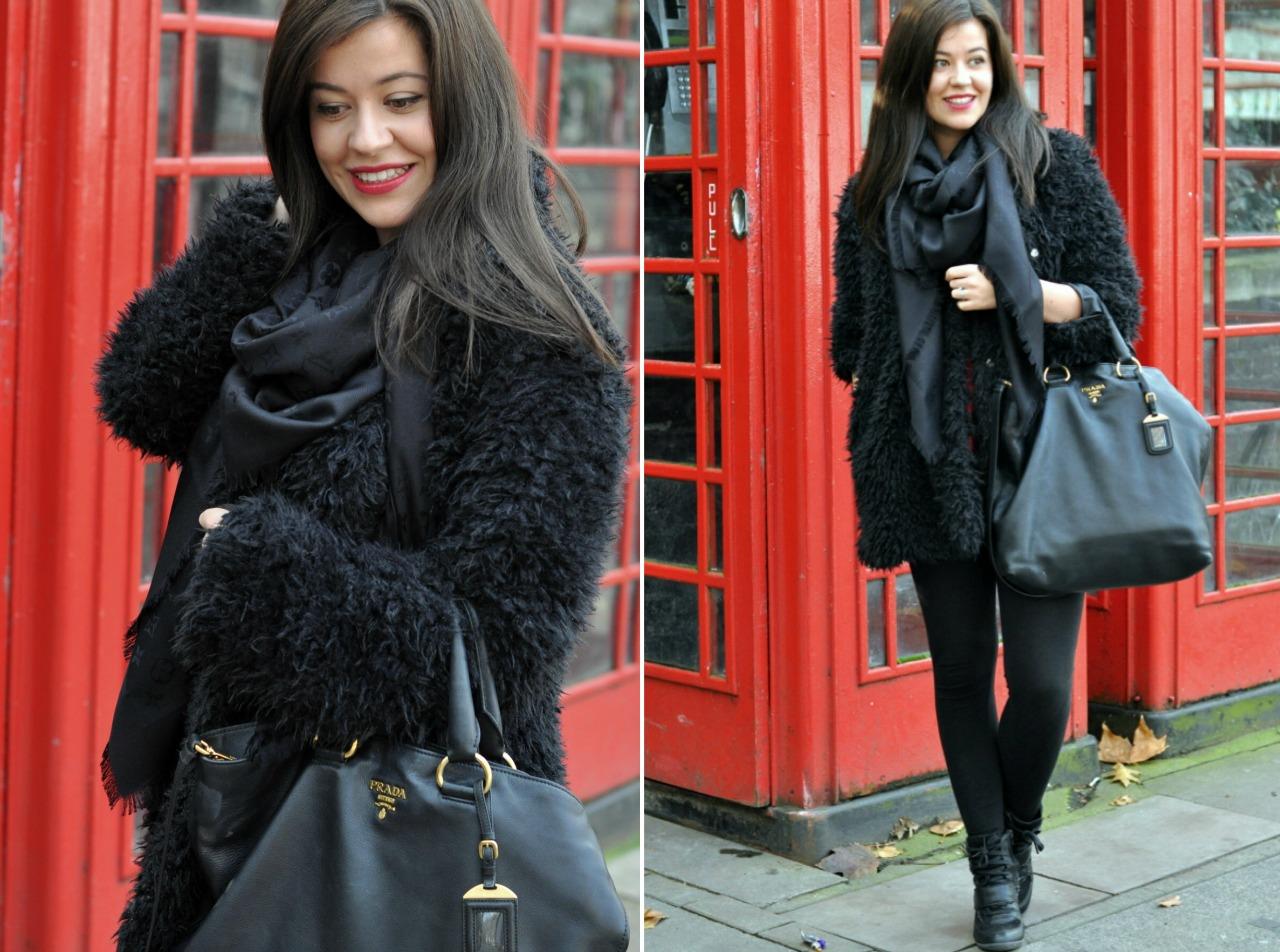 fashionelka stylizacja londyn