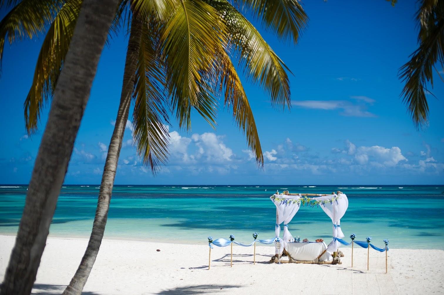 ślub Na Rajskiej Plaży Dominikana Fashionelkapl Blog