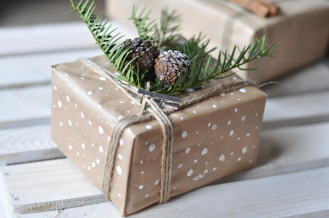 pakowanie prezentów pomysły