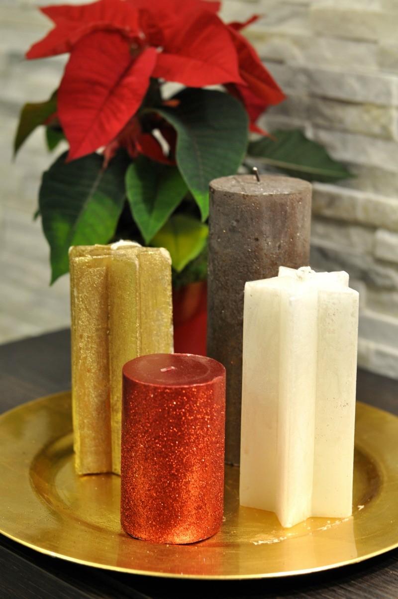 świeczki-świąteczne