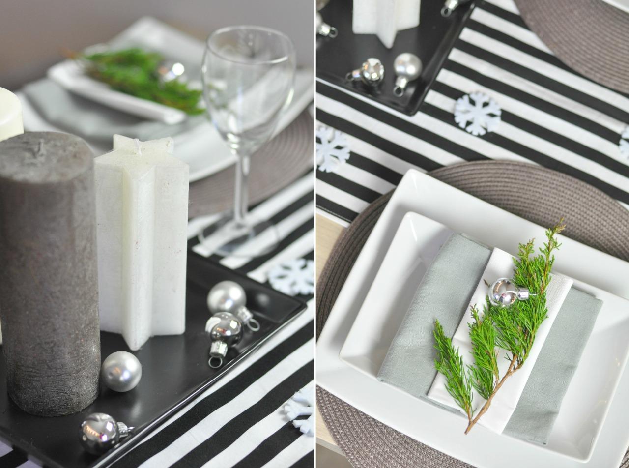 świąteczny stół inspiracje