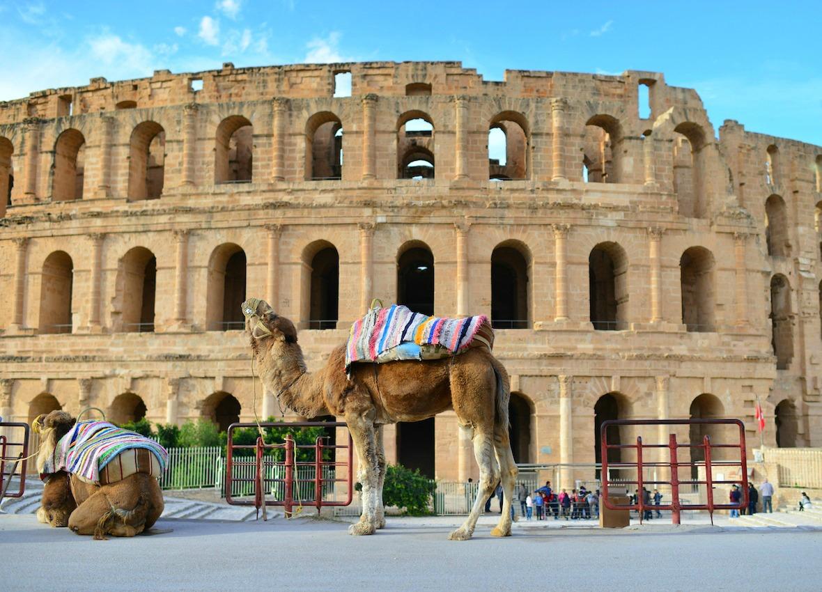 el-jem amfiteatr